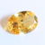 Synthetic Cubic Zirconia Oval Cut Yellow CZ Stone for Jewelry Making