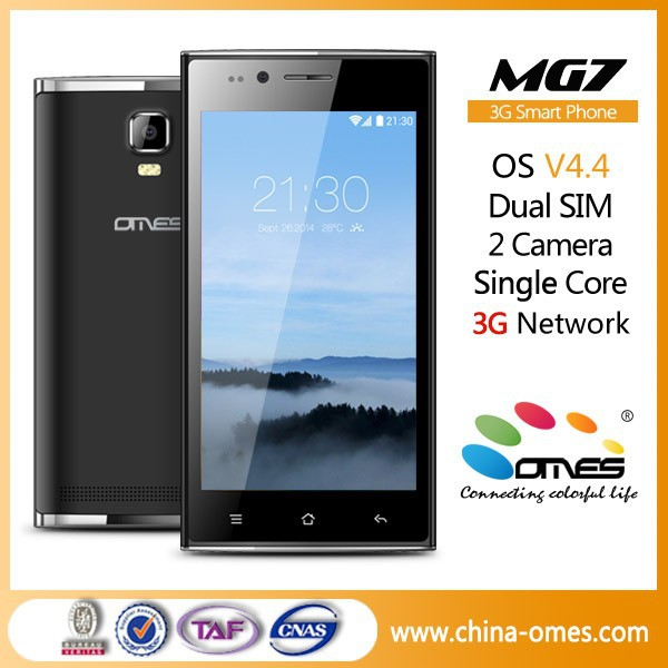 Cheapest and best 4.5 inch 3g cheap unlocked phone chinese touch screen mobile