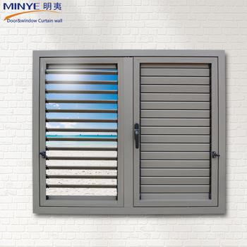 Ordinaire Aluminum Shutter Windows / White Aluminum Shutters / Aluminum Jalousie  Windows   Buy Aluminum Jalousie Windows,Window Shutters,Aluminum Shutter ...