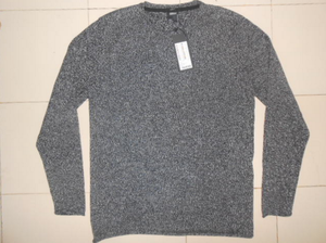 Cotton Polyester Mixed Sweater