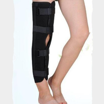 Tri-Panel Knee Immobilizer Brace for knee support and leg immobilize