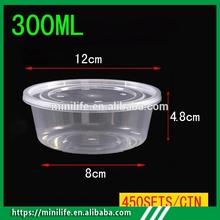Microwave Pp Clear Plstic Plastic Lunch Box, Malaysia Wholesale Chocolate Use Disposable Food Container
