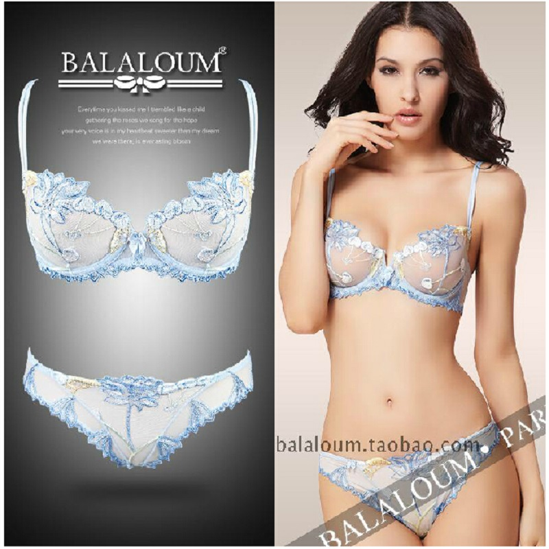 74e239ba666 Hot New Women Sexy Lace Brassiere Lingerie Underwear Push Up Padded ...