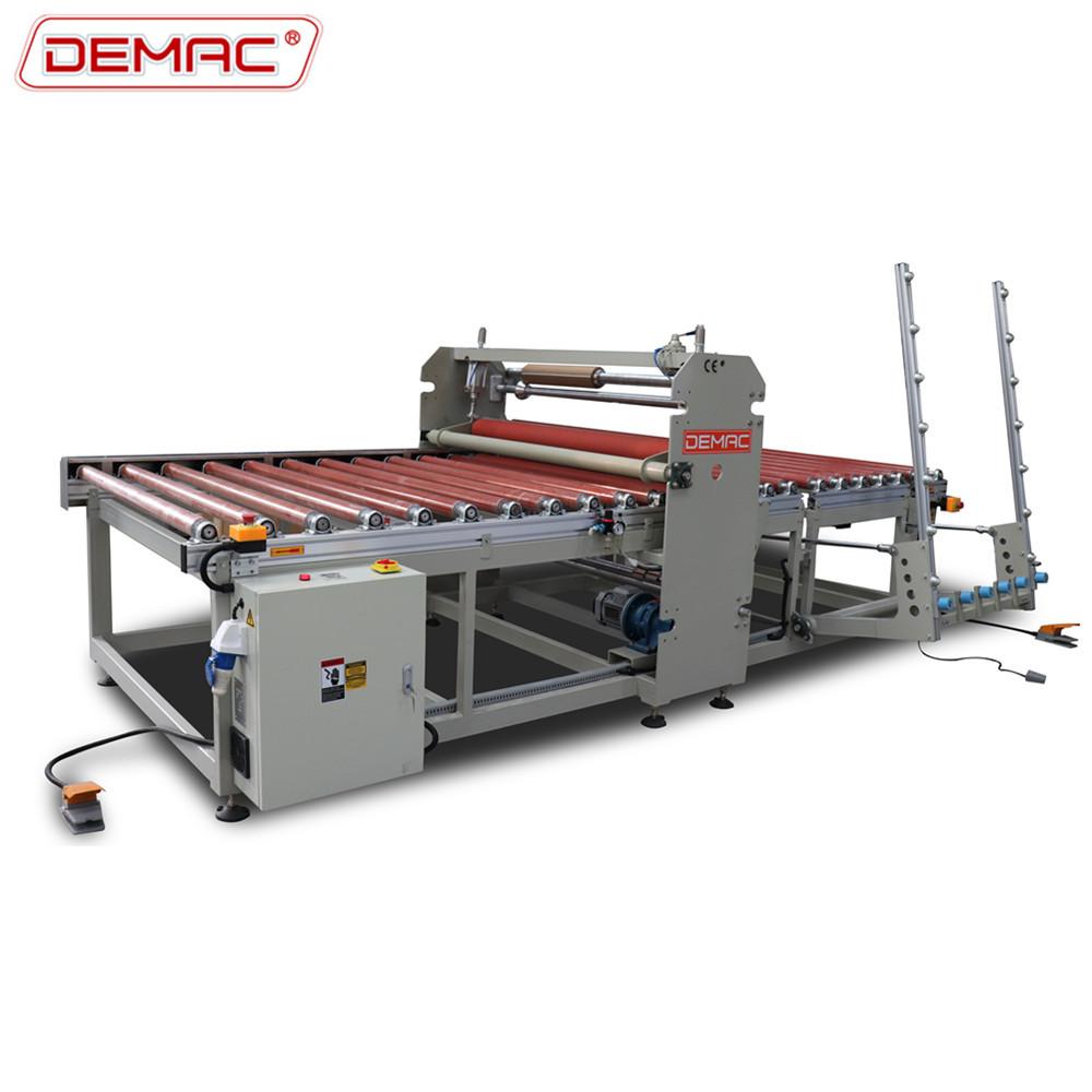 Automatische Dubbele kanten Praktische lamineren machine voor beschermende glas