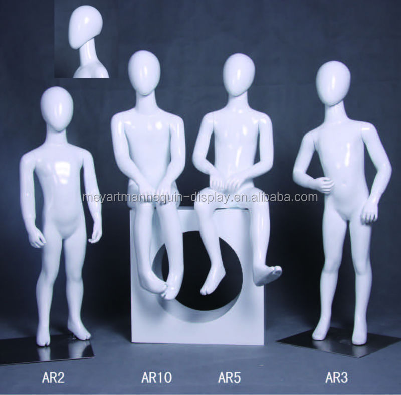 Mannequin Toddler Child Adult Male Female Display Body Bust Forms Manikin