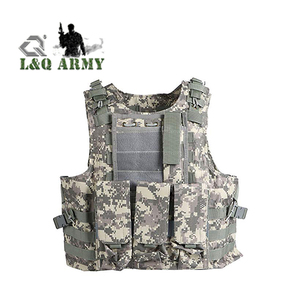 2015 New Product Military Vest Tactical Bulletproof