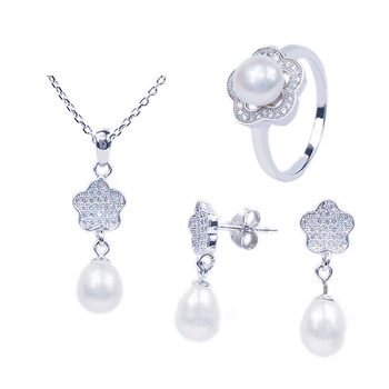 Simple Fashion African Pearl Jewelry Set Design Buy Traditional