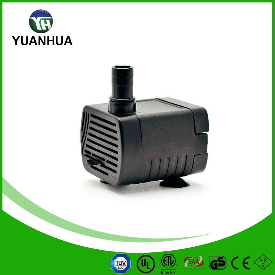 UL/CUL Listed AC 120V 60HZ Mini Submersible Tabletop Water Fountain Pump