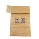 kraft paper cement bag with valve waterproof and damp proof bag valve bag