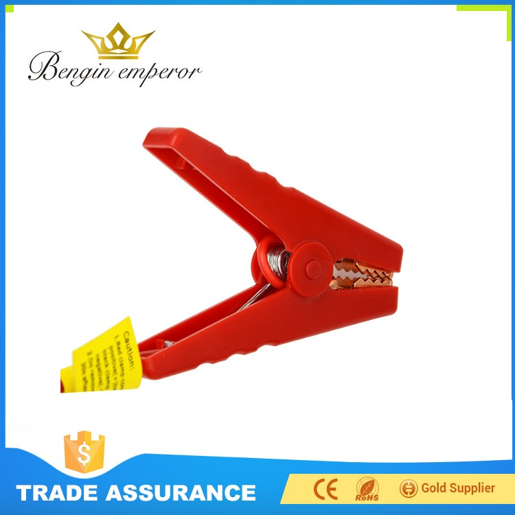 Brand new multiple safety protection telescopic alligator clip