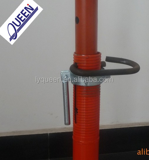 Prop Support Construction Props Heavy Duty Screw Jack High Quality Steel Tube Q235