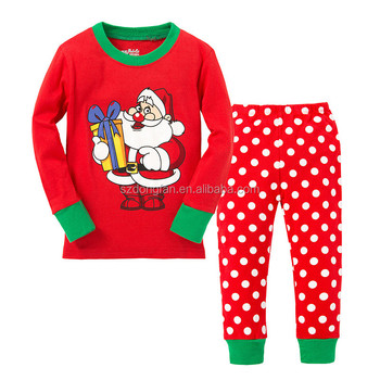 new cartoon kids pajama sets children sleepwear boy nightwear girls family christmas pajamas toddler baby pyjamas - Christmas Pjs Toddler