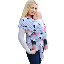High Quality factory OEM Service baby sling bamboo carrier from China