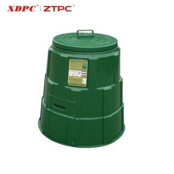 150l Hdpe Garden Compost Bin With Small Door On The Side Xdb 409