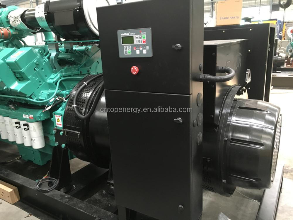 China made weifang nature gas generator power from 15kw-300kw low fuel consumption