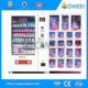 Adult product durex condom vending machine with cheap price sale