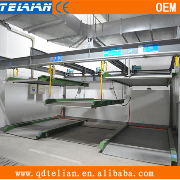 China Manufacturer Highly Efficient Automatic Car Parking System ...