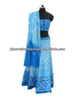 Indian Lehnga Chaniya Choli Bollywood Fashion Evening Party Dress