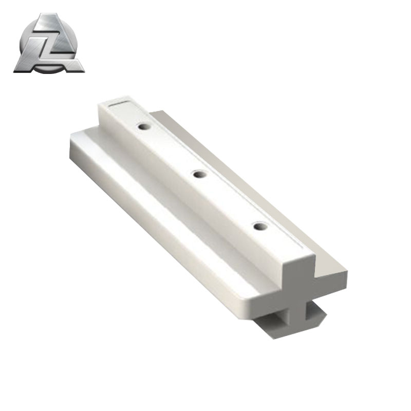 Aluminium extrusie t slot slider