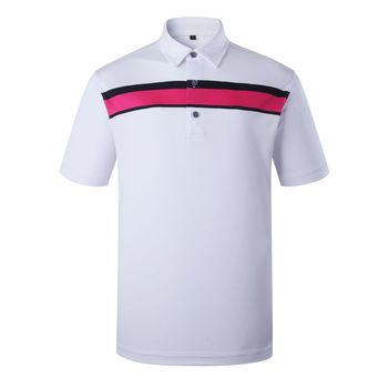 cff3f7649 High-end golf wear custom moisture wicking casual breathable lapel T-shirt  polo dry