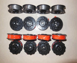 Full Set Of Automatic Rebar Tier With Extra Spare Parts