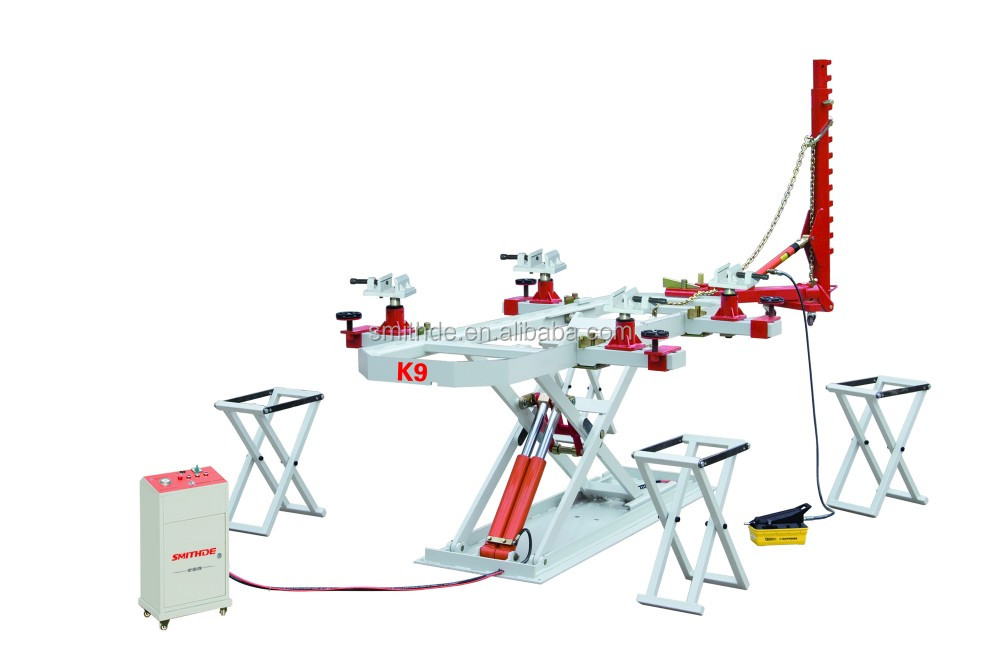 Chasis Car Straightening Machine K9 With Ce And Good Price - Buy Car ...