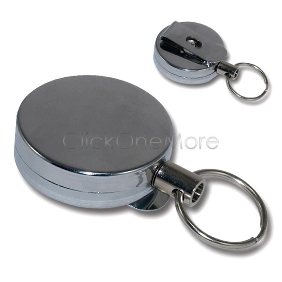 Aliexpress: Popular Retractable Reel Key Chain in Jewelry