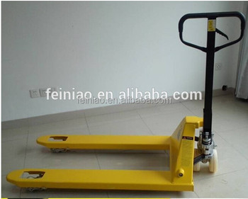 China Supplier New Hydraulic Pump Ac Manual Pallet Truck Hand ...