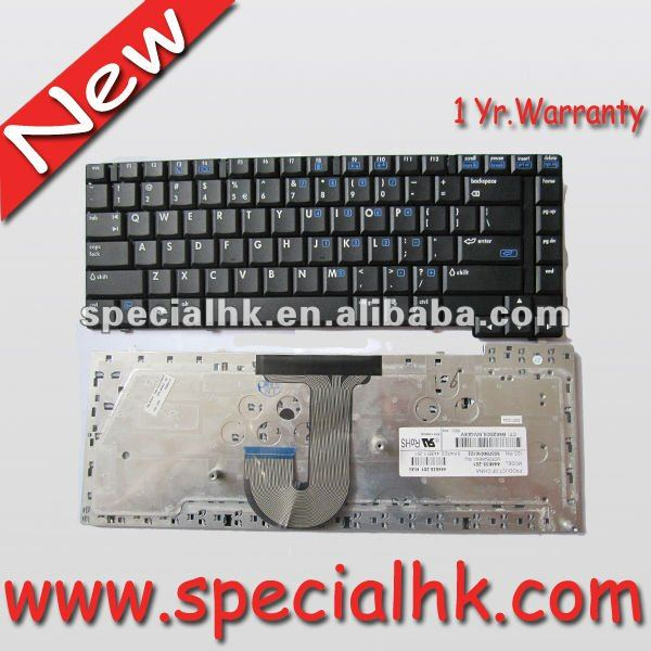 For HP Compaq 6710b 6510b 6515b 6715b Laptop Keyboard 444635-001