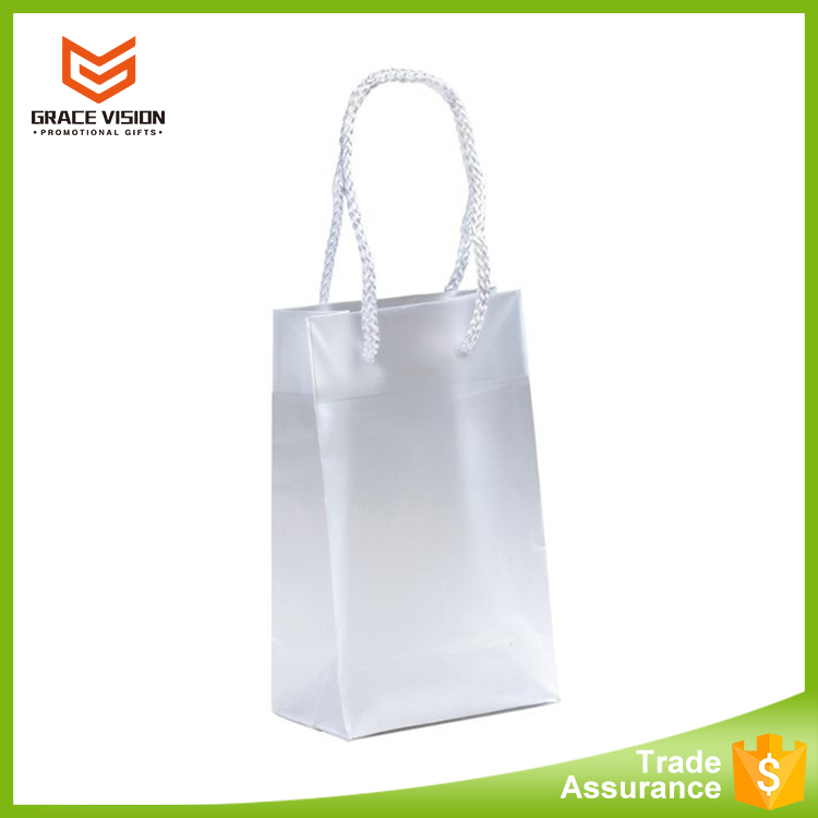 Hot Promtional PVC Plastic Wine Bag