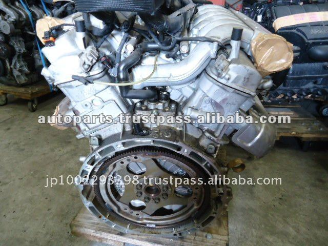Mercedes Benz Second Hand Engine For S430 W220