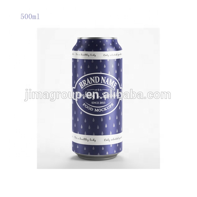 Wholesale China 16oz 500ml Blank Empty Aluminum Easy Open Cans For  Carbonated Drink Beer Juice Soda Energy Cola Beverage - Buy 16 Oz Aluminum