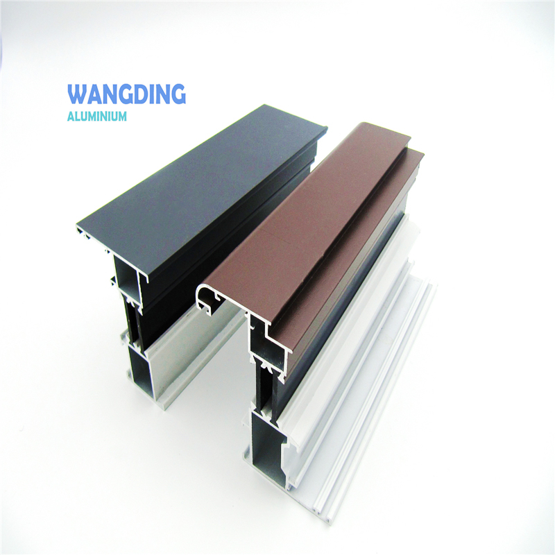 6063 T5 high quality  Aluminium Profile for windows and doors