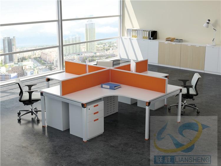 2017 Hottest Design Wooden Office Table Modern Desk Tall Desks