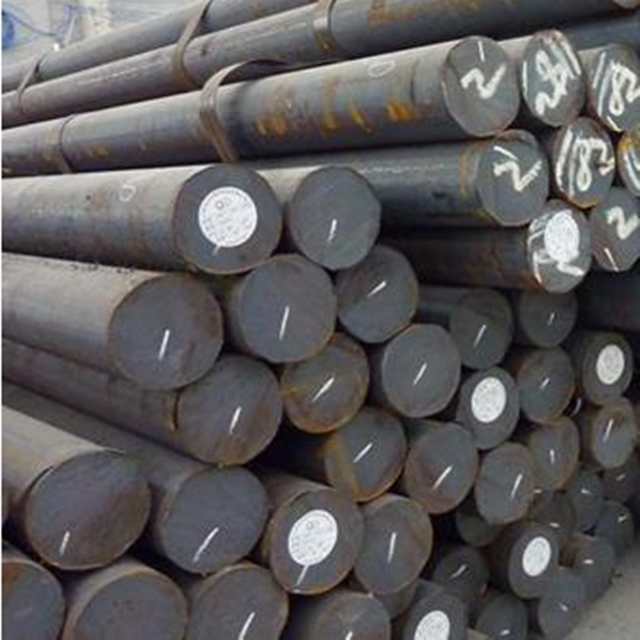 42CrMo4 Hot rolled black iron round bar