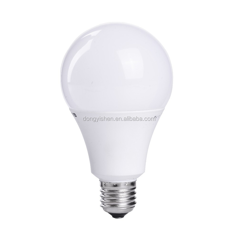 Factory Price LED Lighting Bulb E27 7W Plastic Aluminum Bulb