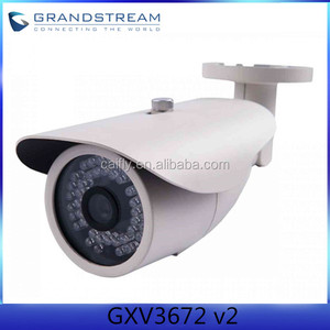 Grandsream GXV3672 v2 H.264 720P HD Motion Detection IP Camera CCTV Camera