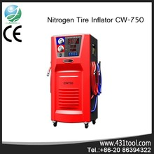 Reliable and portable CW750 high purity auto tire nitrogen generator filling machine