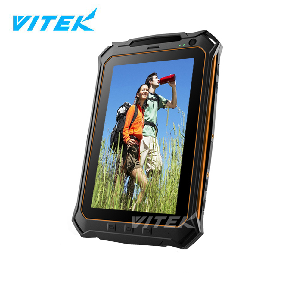 VITEK Cheap 7 8 inch OEM New Products IP67 Rugged Android Tablet PC,Waterproof Android Tablet PC,Tablet Industrial