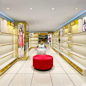 Showroom Meubels Design.Hoge Grand Mode Schoenen Showroom Ontwerp Met Schoenen Meubels