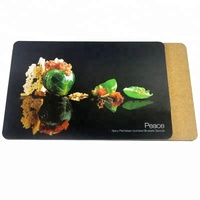 Professional custom MDF place mat