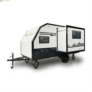 Slide Out Electric Expanding Living Room Small RV Caravan Motorhome