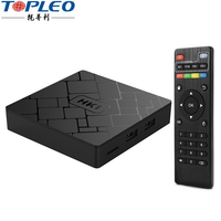 High quality Global OEM 2GB 16GB best streaming 4k ultra hd set top TV box