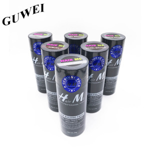 Wholesale Guwei Natural Plant Hair Building Fiber Hair Loss Concealer For Oem Private Label