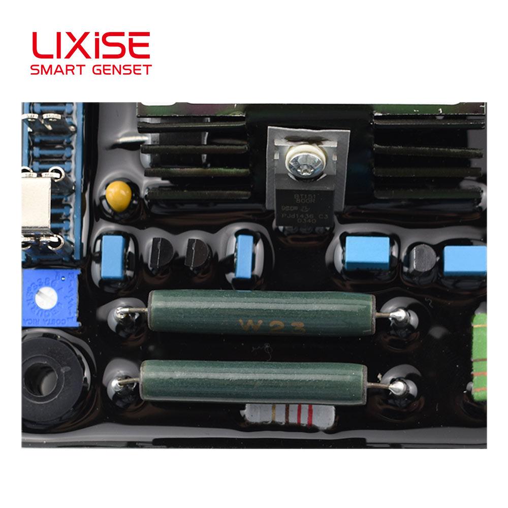 Mx321 Avr Automatic Voltage Regulator Circuit Diagram