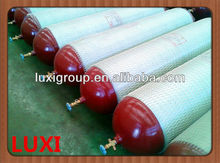 Type 2 90L hoop-wrapped glass fiber composite materials CNG cylinder