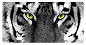 Buy Tiger Eyes Decorative Front Plate Car Plate Car Tag