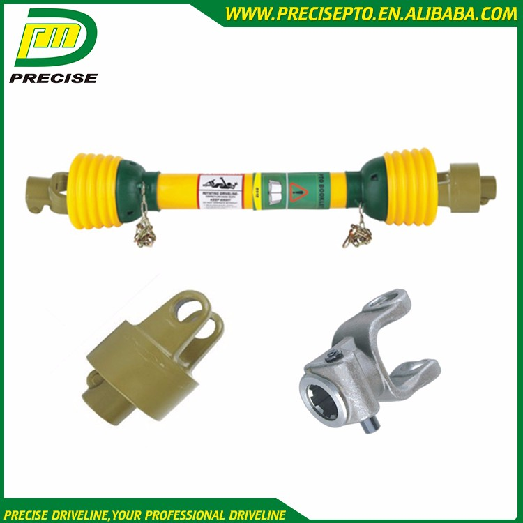 Tractor Pto Tubing : Agricultural machinery tractor parts pto shaft with shear