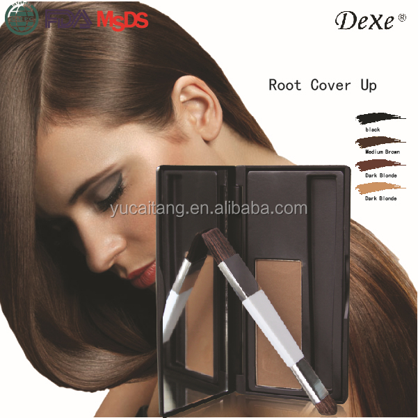 Root Hair Dye Color Your Own Hair Roots Magic Roots Cover Up - Buy ...