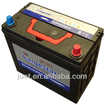 China car battery12v 55b24l lead acid MF auto battery